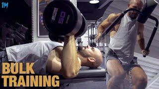 How To Train Wнen Bulking