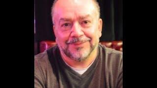 Leandro Gasco con Ricardo Puentes en radio sueca sobre sus libros !!