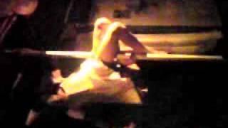 もっと、、、SMILEBEAUTYでの舞踏派詩人マーベラスです。 携帯で撮影し...