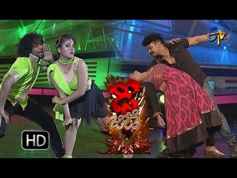 Dhee Jodi |26th October 2016  | Full Episode | ETV Telugu