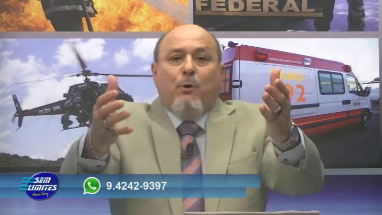 SEM LIMITES - 10 03 17 - LEANDRO ESCUDEIRO - YouTube 9dcb396b1e