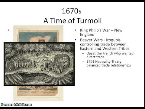 Mercantilism and the American Colonies