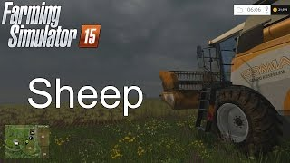 Farming Simulator '15 Tutorial: Sheep