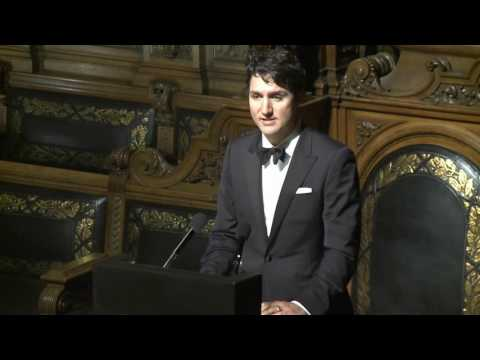 "Trudeau in Hamburg: ""Increasing inequality has made citizens distrust governments & employers"""
