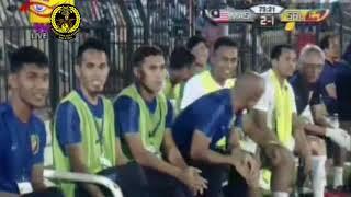 🇱🇰Sri Lanka 1-4 🇲🇾Malaysia   Perlawanan Antarbangsa Kelas