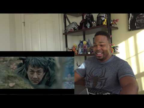 The Foreigner REACTION!!!