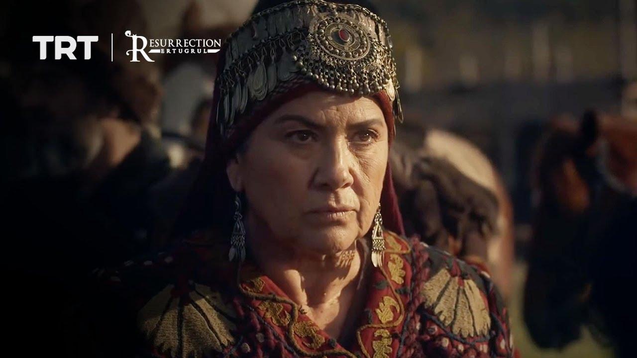 Hayme Ana stands up to Gumustekin