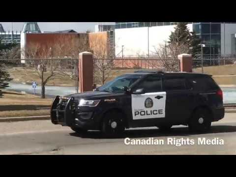 Canadian Rights Audit: Calgary Police Service Headquarters