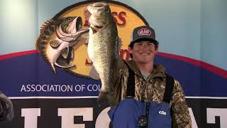 Highlights 2020 Texas Lunker Challenge presented by Mossy Oak Fishing