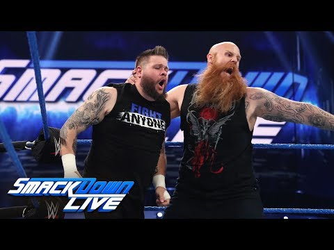 Kevin Owens vs. Rowan: SmackDown LIVE, March 5, 2019