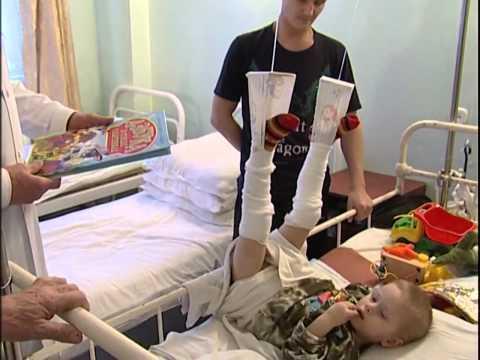 Губернатор в областной детской больнице