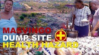 Masvingo Dump Site Health Hazard