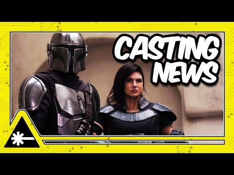 Which 80's Badass Is Coming ToThe Mandalorian Season 2? (Nerdist News W/ Dan Casey)