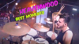 Heavenwood - Laurus Nobilis (Drum Cam)
