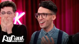 Watch Act 1 of S12 E6 ✨The Snatch Game | RuPaul's Drag Race