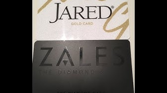 Zales and Jared (Synchrony Bank) Store Card Review. Easy Approval