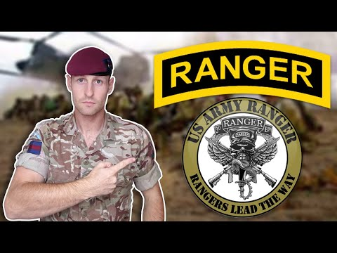 British Army Soldier Wants To Become A US Army Ranger