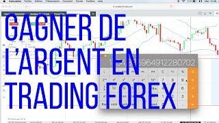 Vidéo débutant : Comment gagner de l'argent en trading Forex