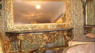 Baroque Xiv Period, Carved Giltwood And Silvered Wall Consoles