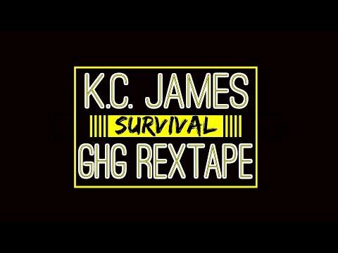 @ALPHA LEAGUE PRESENTS: K.C. James Vs GHG Rextape