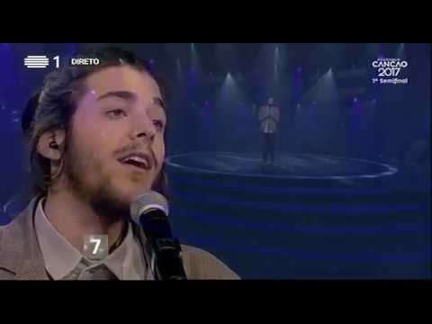 Eurovision 2017 - Salvador Sobral (Portugal) English Lyrics