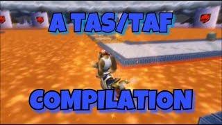[MKWii] A TAS/TAF Compilation! #1
