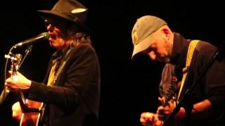 How Long Will I Love You - Mike Scott & Anto Thistlethwaite, The Waterboys, Dublin 23rd Dec 2013