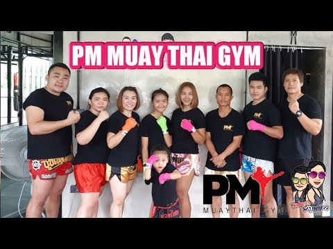 เรียนมวยไทย@ PM MUAY THAI GYM เชียงใหม่