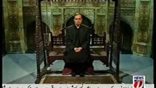 Zaid Hamid:BrassTacks-Yeh Ghazi Episode12;Alp Arslan+Yusuf Ibn Tashfin Part1