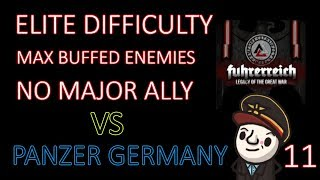 Hearts of Iron 4 - Hardest Possible Game - Fuhrerreich - Germany - Part 11
