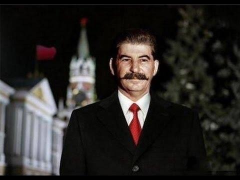 Новогоднее обращение Иосифа Виссарионовича Сталина