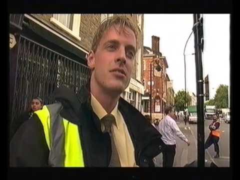 Grimebusters ITV (VHS Capture) Full episode