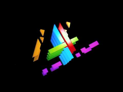 Channel 4 Ident 'Interlock'
