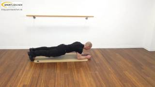 Funktionelles Training - Bodyweight Übungen