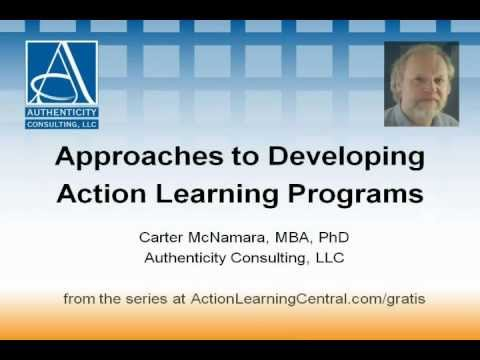 Approaches to Developing Action Learning Programs (1 of 5)