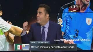 Analisis del MEXICO vs URUGUAY - Copa America 2016 - Futbol Picante [1/3]