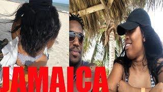 June in Jamaica Vlog Day 10 / Beach Day Fail