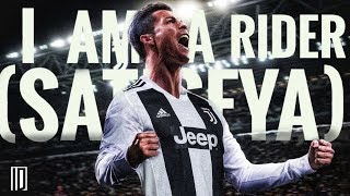 Cristiano ronaldo - satisfya song 2019 |goals and skills|