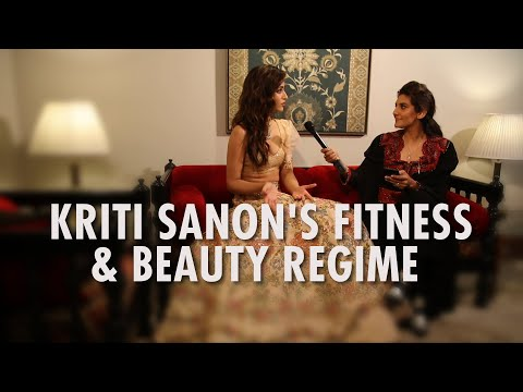 Kriti Sanon Reveals Her Fitness & Beauty Secrets | Ambika Anand | India Couture Week 2019 Mp3