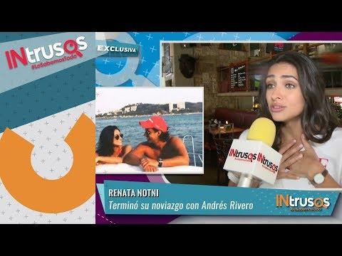 Renata Notni Termina Su Relación En Buenos Términos | INtrusos
