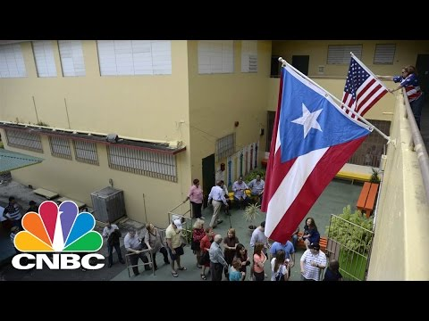 Puerto Rico Announces $70B Debt Restructuring | CNBC