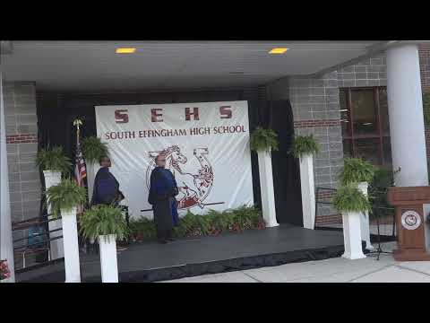 South Effingham High School Graduation pt. 2