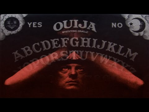 REAL Aleister Crowley Seance Caught on Video Tape