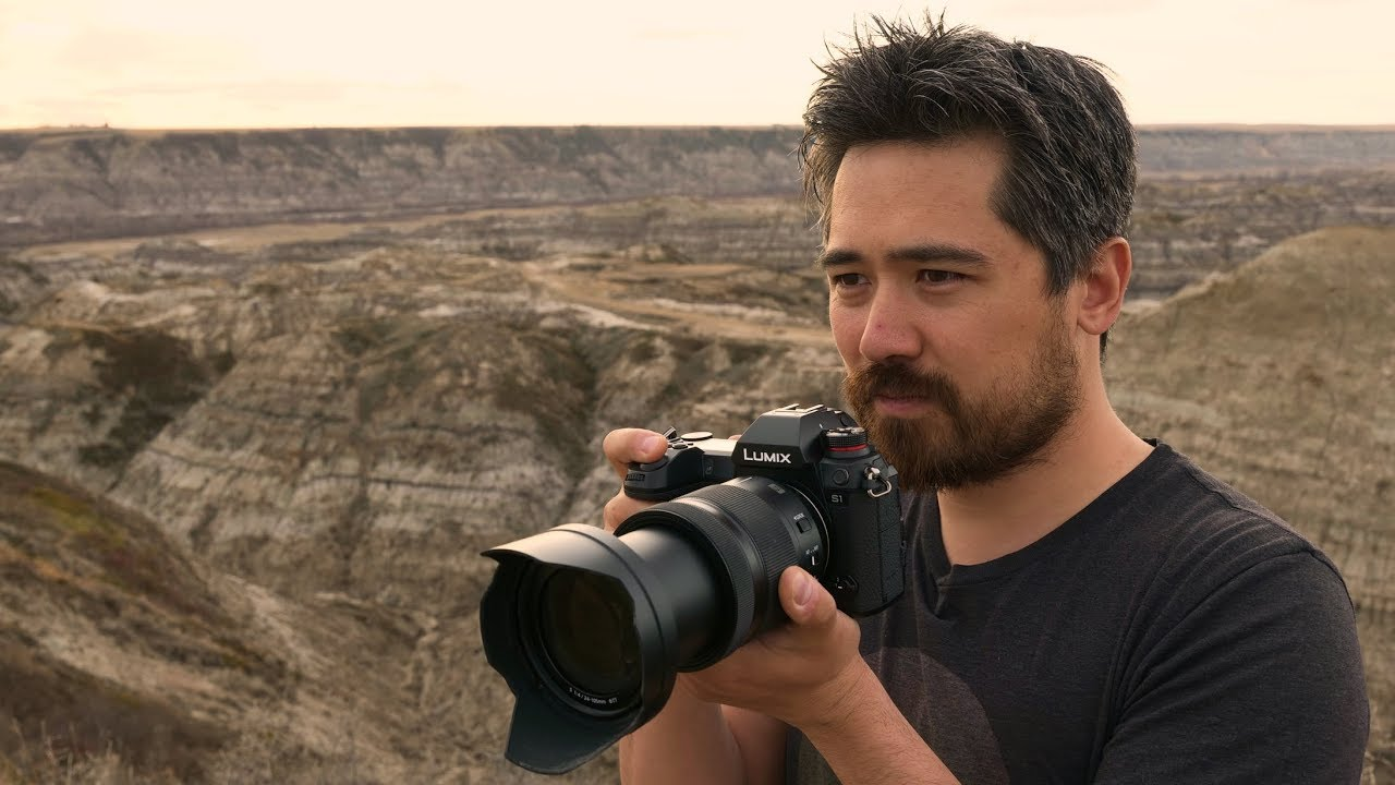 DPReview TV: Panasonic S1 review: Digital Photography Review