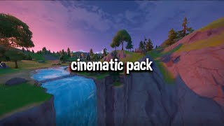 Free Fortnite Cinematics Pack For Highlight Videos - Free To Use (Recorded By Me) LMGK Numby Clerke