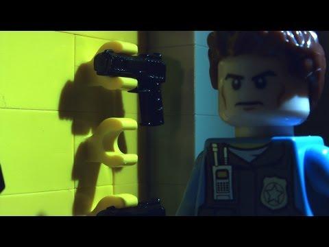Lego Brickarms Gun Range