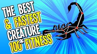 Evolution: THE BEST CREATURE WITH 100% FITNESS IN THIS EVOLUTION SIMULATOR - Evolution Simulator