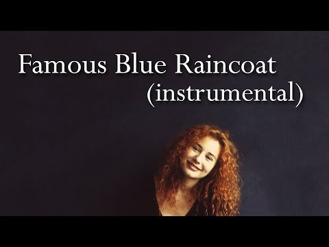 Famous Blue Raincoat (instrumental cover) - Tori Amos