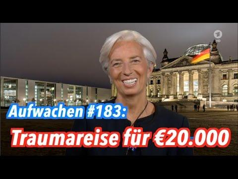 Aufwachen Podcast #183: Rentenproblem, Gottkanzler Schulz, Afghanistan & Karl Marx' Freiheit