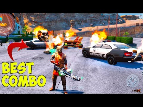 Gangstar Vegas : Friday Review | HELL DRONE, WICKED WAGON & PLAGUE-BRINGER